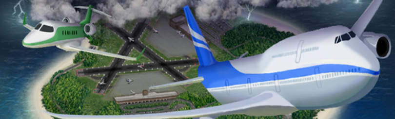 Traffic control game online airport diagrams
